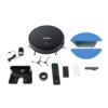 TESLA RS iQ300 Intelligens robotporszívó, nedves- száraz,  3000 Pa, 600 ml - FEKETE