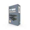 TOMAN 1060 precíziós csavarhúzó készlet, 106 részes (TT-1060)