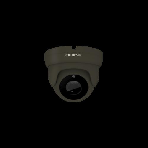 Amiko D20M500B POE IP 5MP dóm kamera